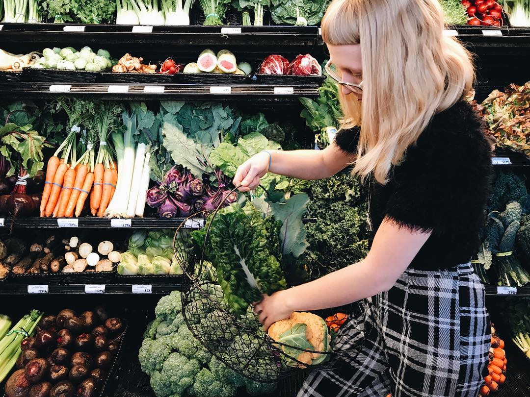 PRODUCE - Our mission for the produce department was clear and simple: Offer the highest quality organic produce possible for the lowest price in town. We think that everyone should have access to fresh healthy organic produce. It's even easier for us because we are just displaying what we use in our restaurant, in our sandwiches and soups, and on our pizzas. We source from many local producers and most all of our offerings are organic.