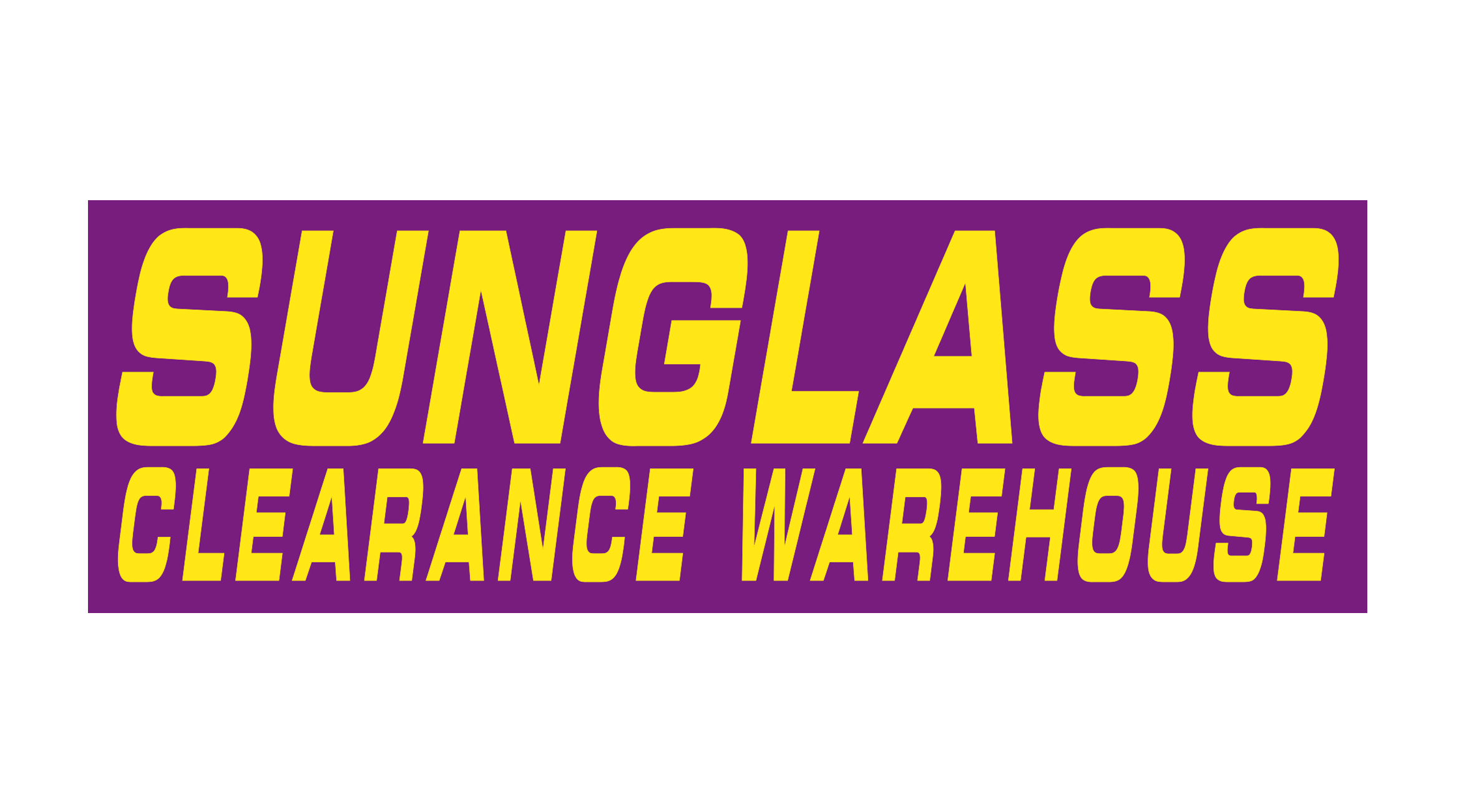 Sunglass Clearance Warehouse