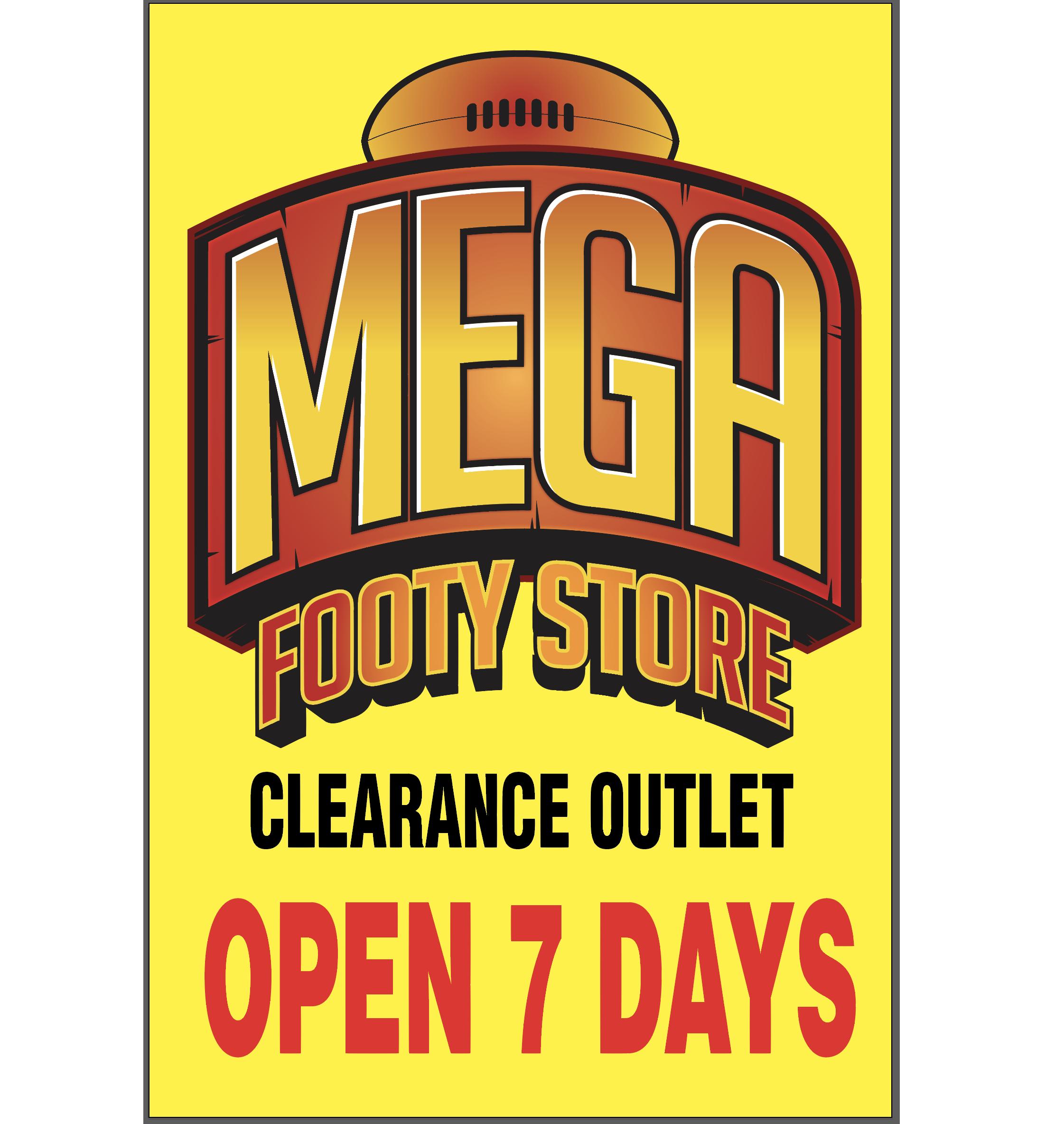 Mega Footy Store