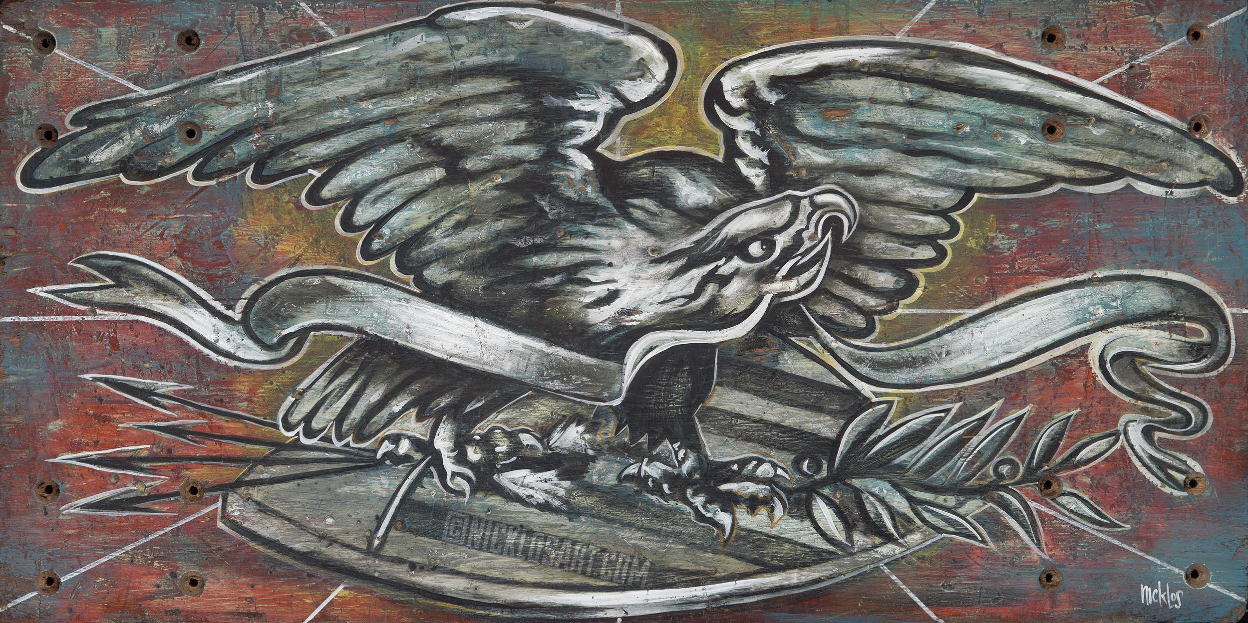 Americana Folk Art ('Merica)