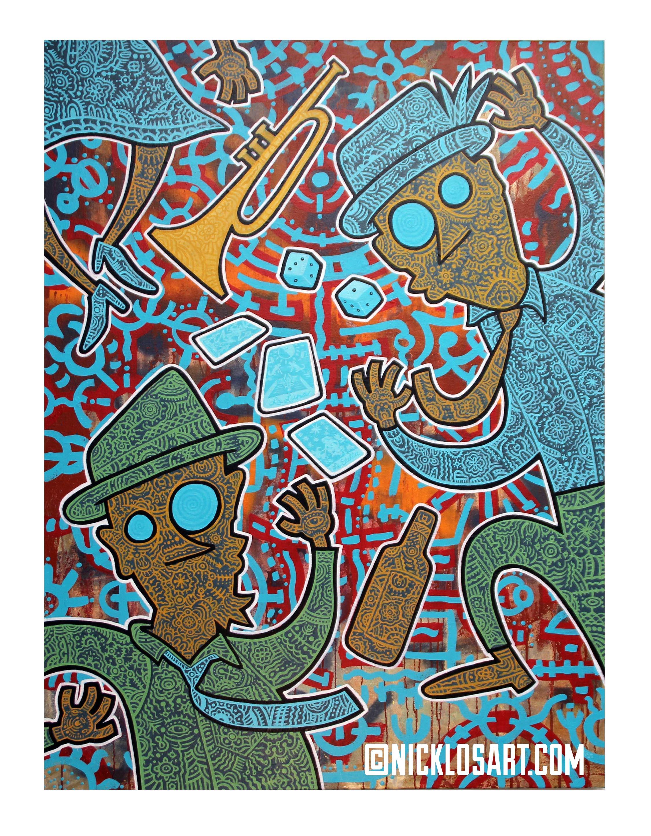 New Orleans Wild Folk Art