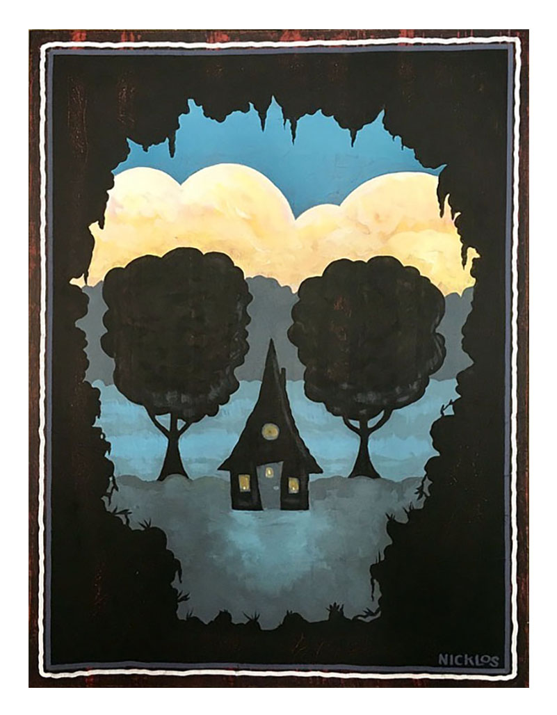 Skull Landscape 1