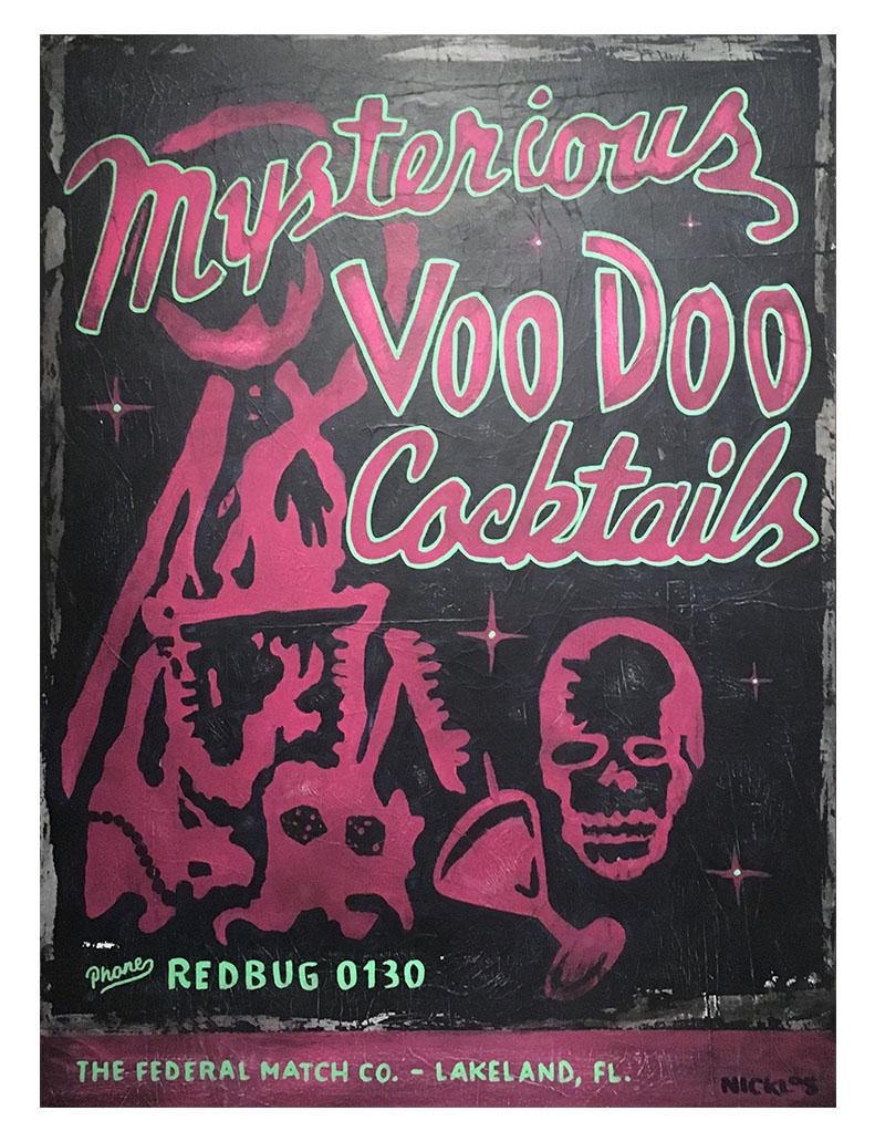 Voodooo Cocktails