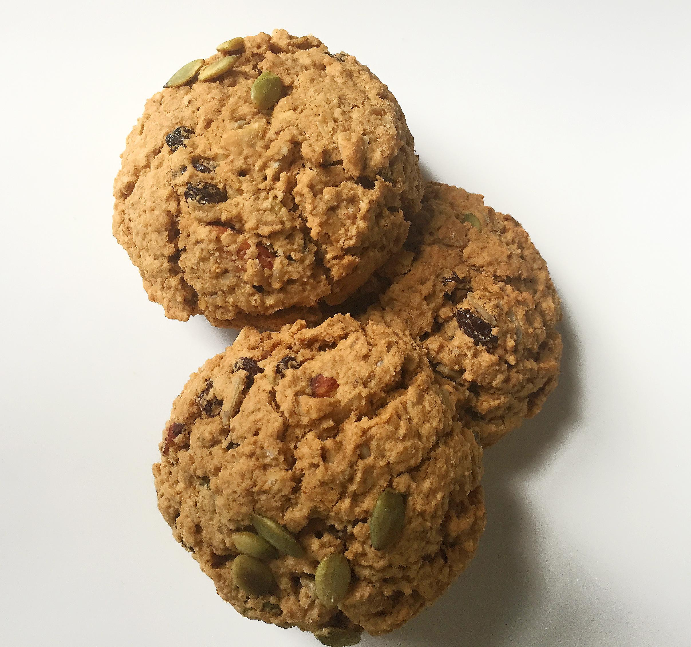The Vegan Gluten-free Cookie.