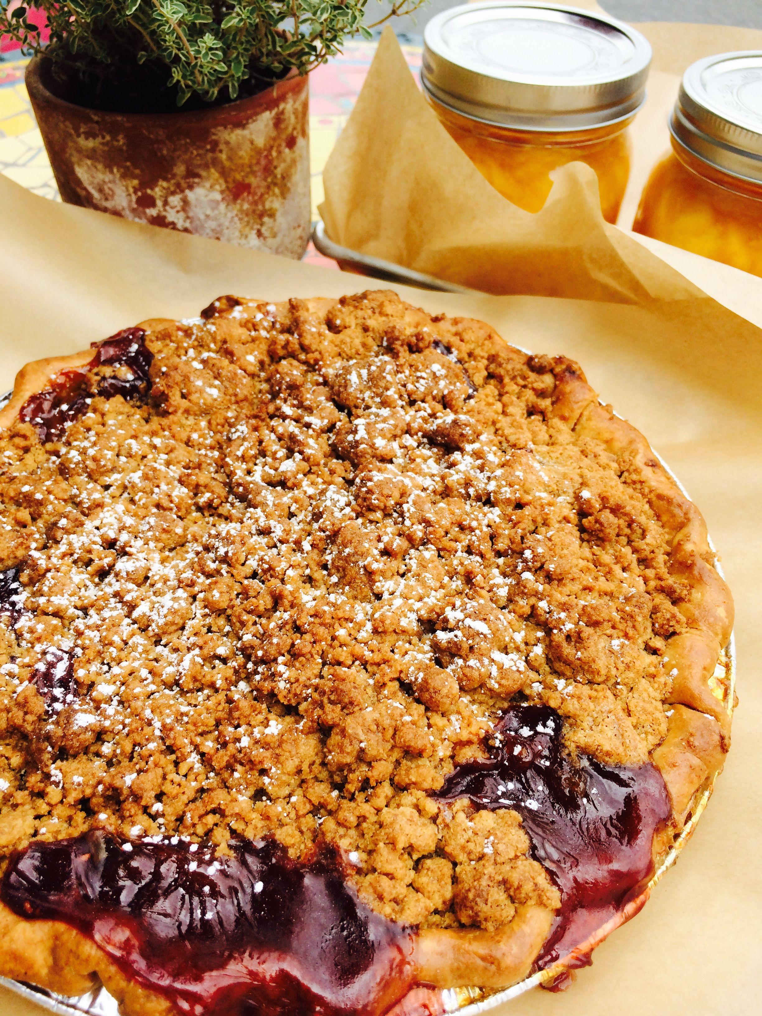 Organic Pie.