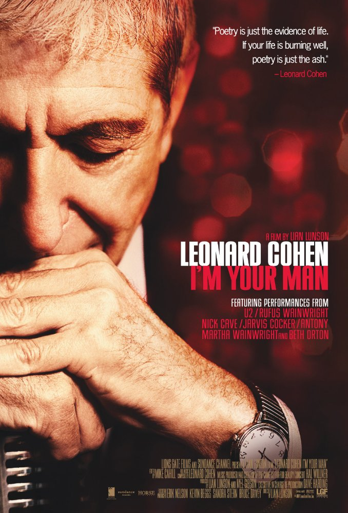 Leonard Cohen: I'm Your Man, 2005 / Label - CBS Records Intl Steven Bernstein - Musical Director: Came So Far For Beauty concert