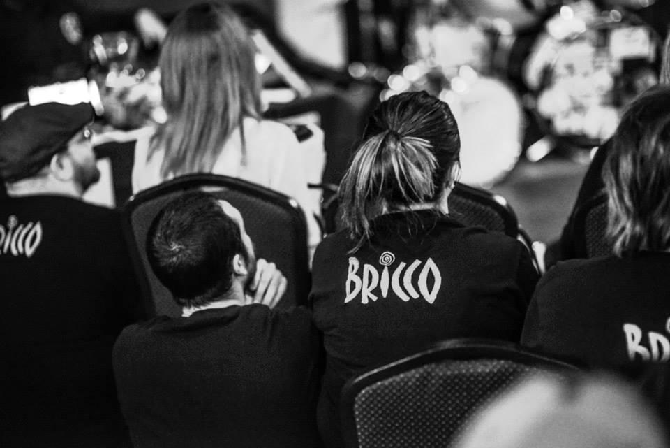 The always supportive staff of Pub Bricco. (Photo: Shane Wynn)