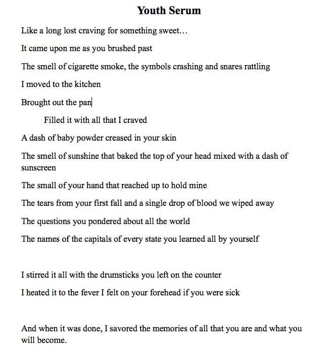 Brenda Cummins - Poet