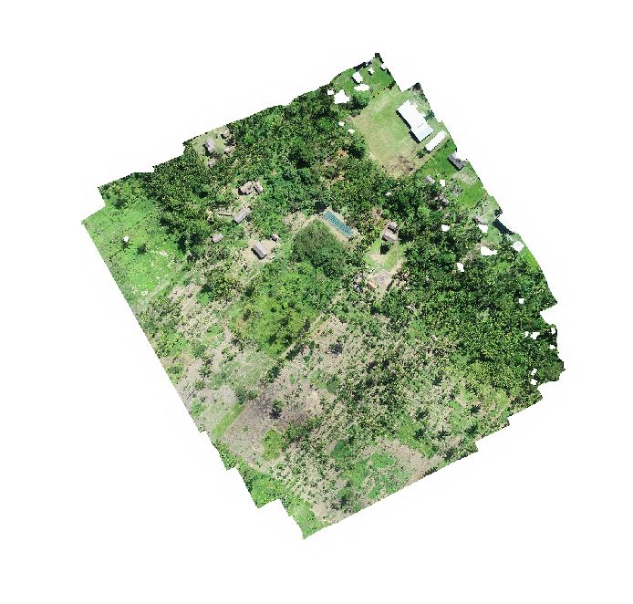 Middle Ramu Community Orthophoto
