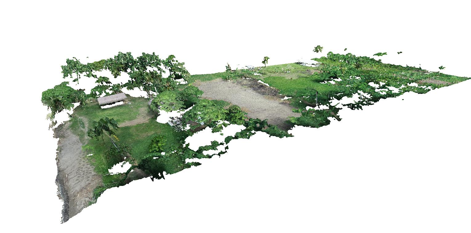 Middle Ramu Community 3D Point Cloud