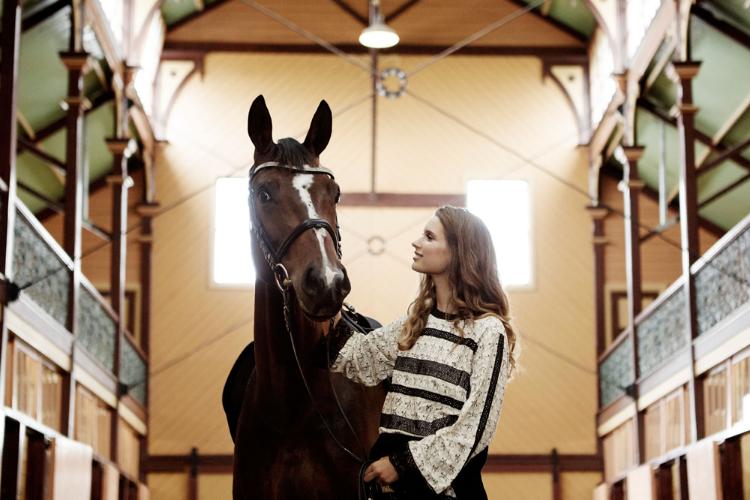 PalomineProductions_horsemodel_ebony_Binnny1