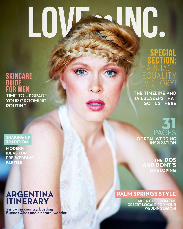 Love Inc. Magazine