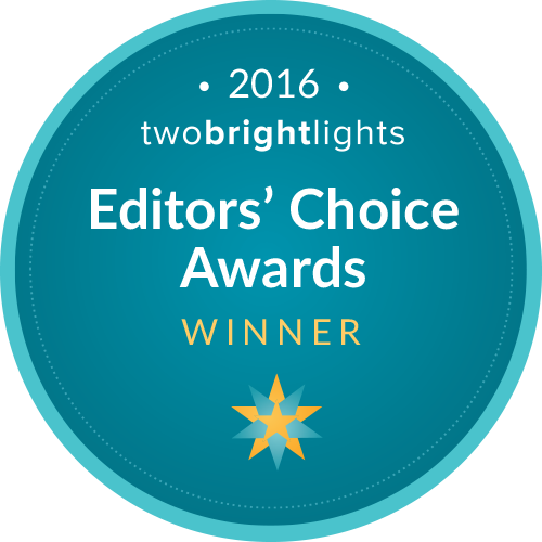 Two Bright Lights | Published Award Winner