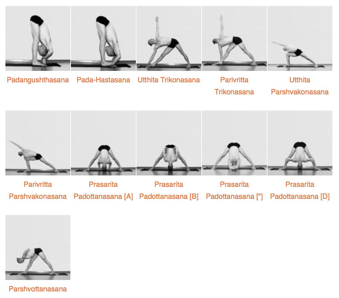 Fundamental Postures
