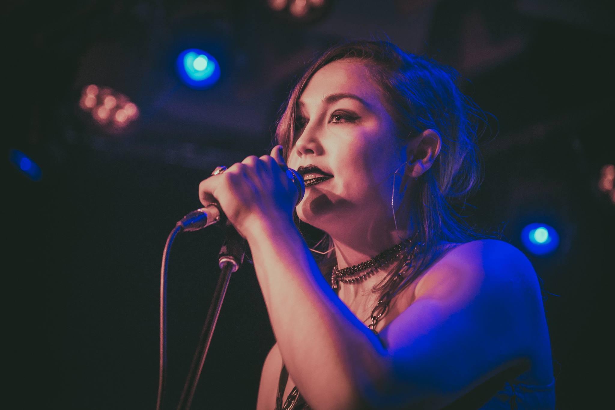 saajtak live at El Club, Detroit. saajtak with Xiu Xiu.