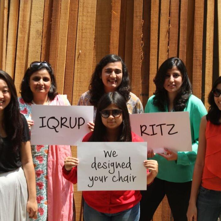 Iqrup + Ritz team