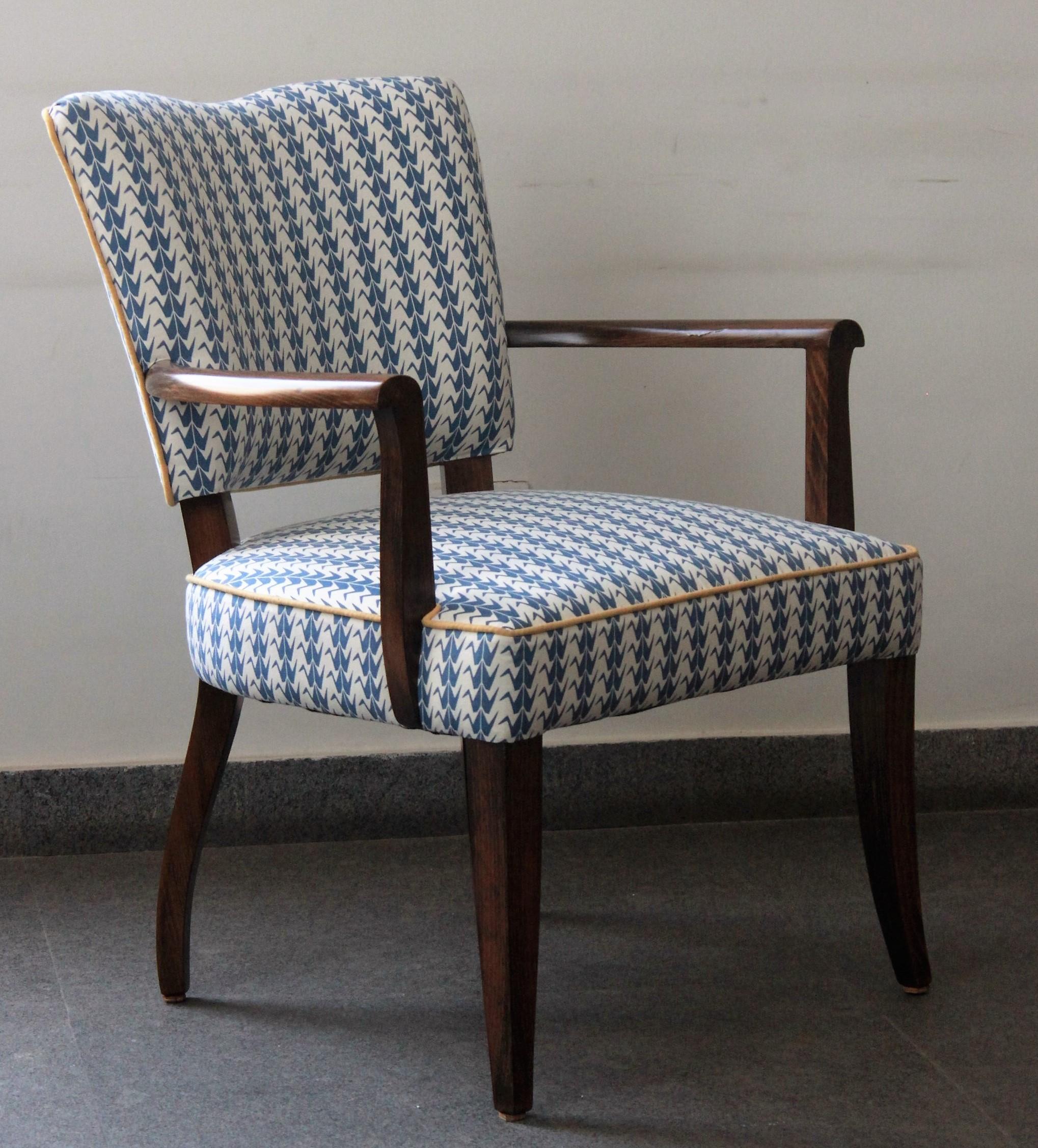 blue crane shimla chair