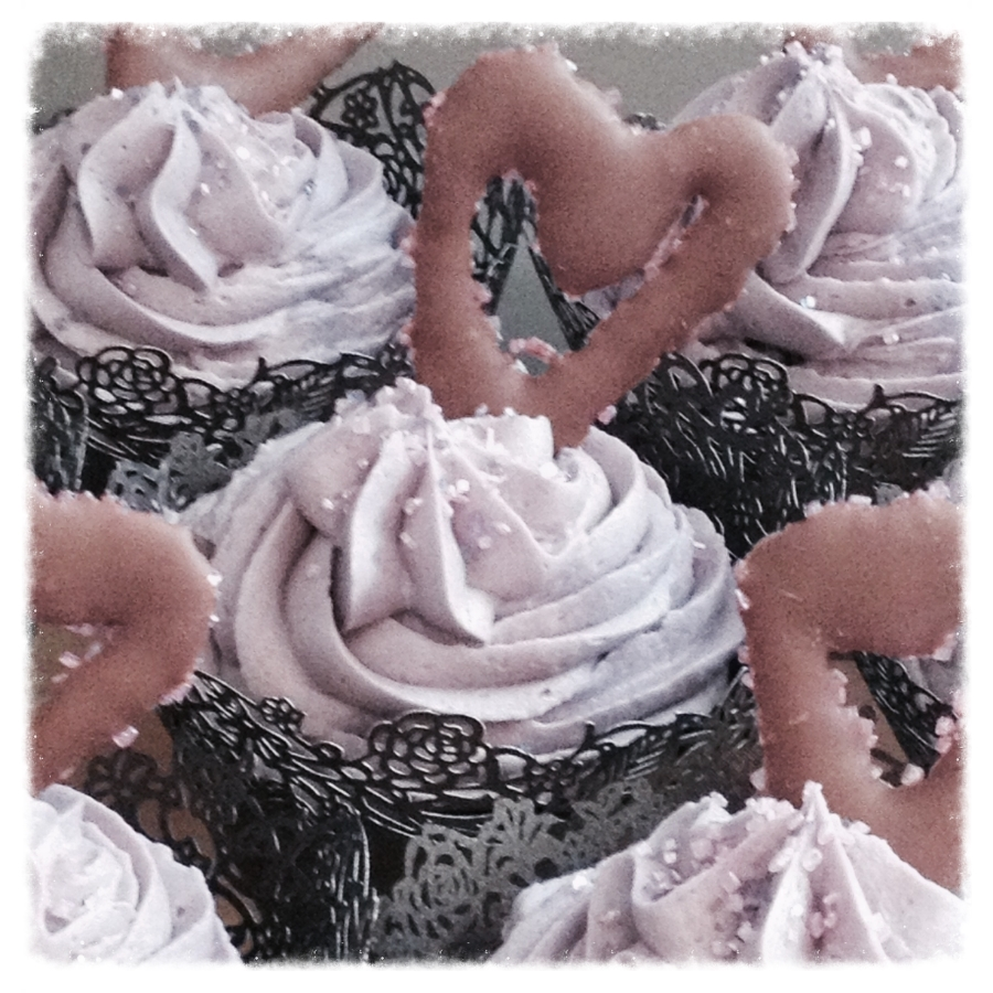 heart to heart cupcakes