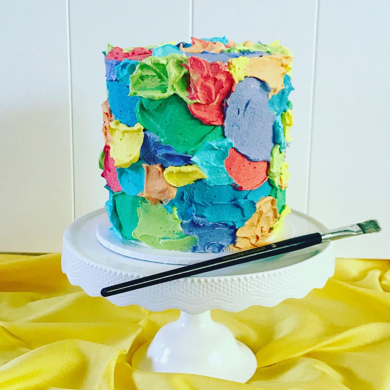 1st birthday smashcake