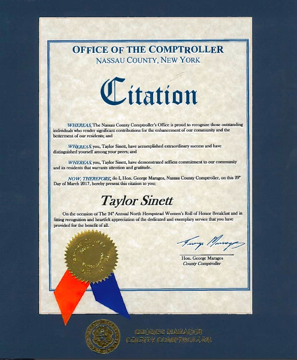 Tayor sinett office of comptroller.jpg