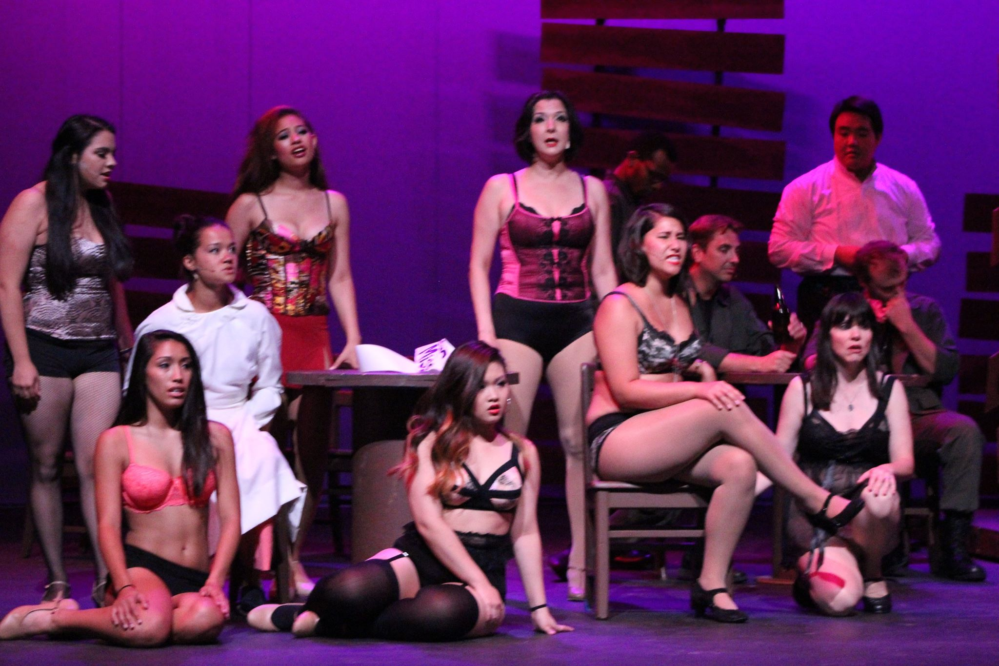 Miss Saigon, 2015