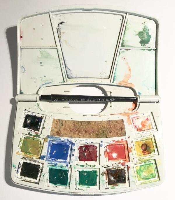 Small Van Gogh Travel Set