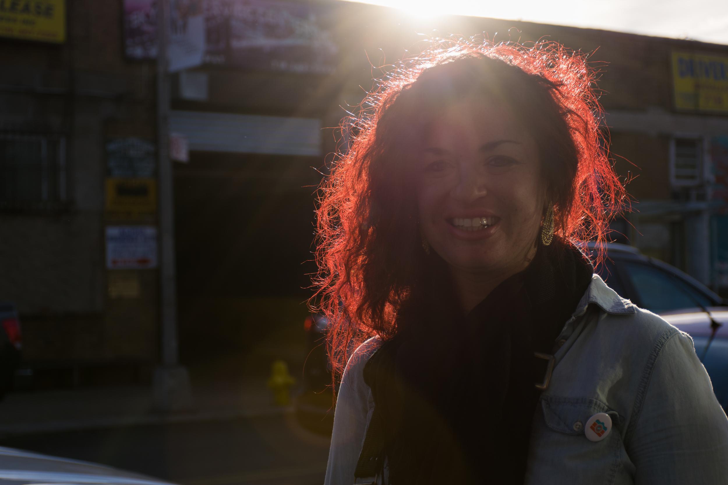 Hair on Fire