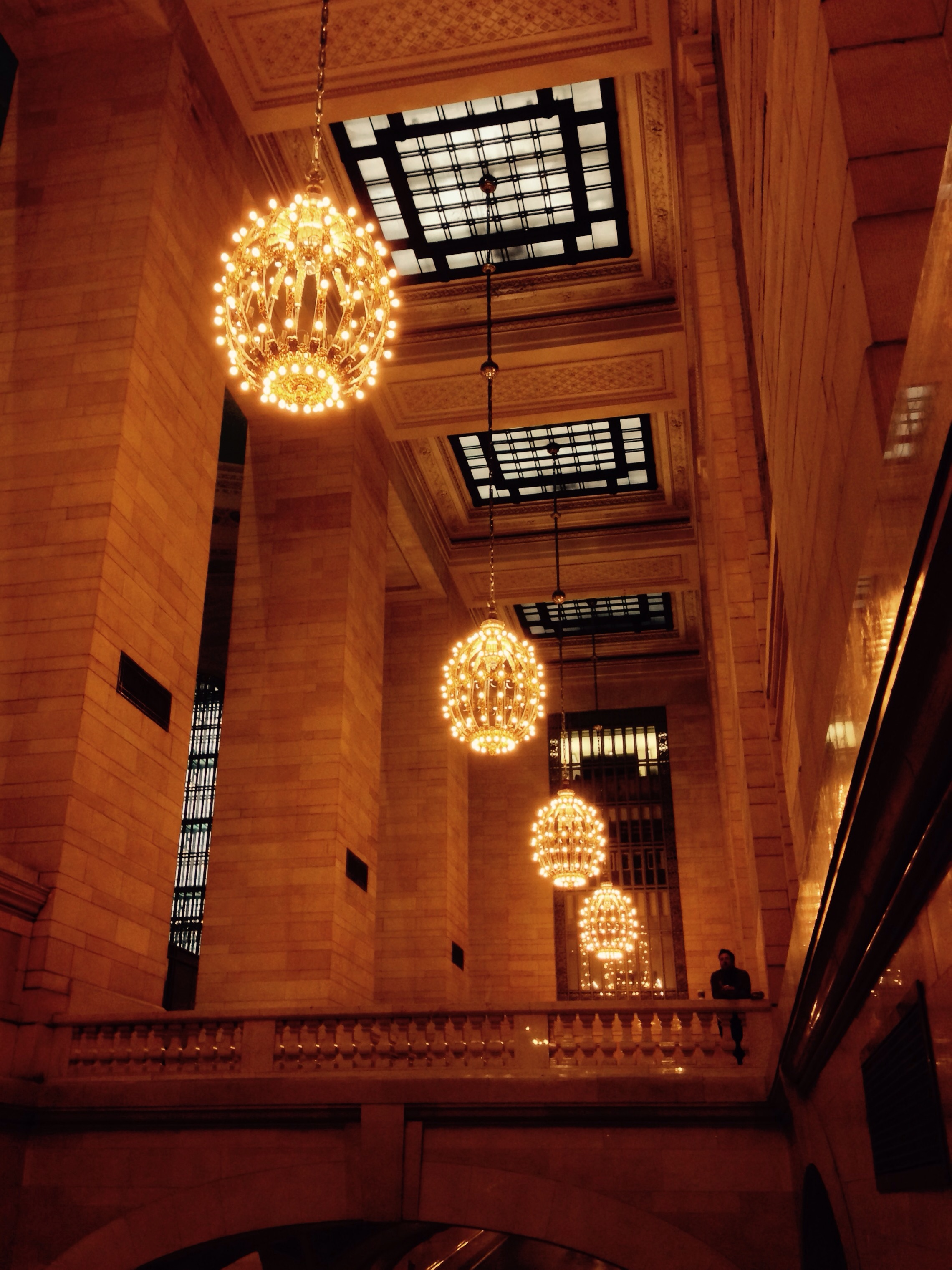 Always ending a day at Grand Central on the way home