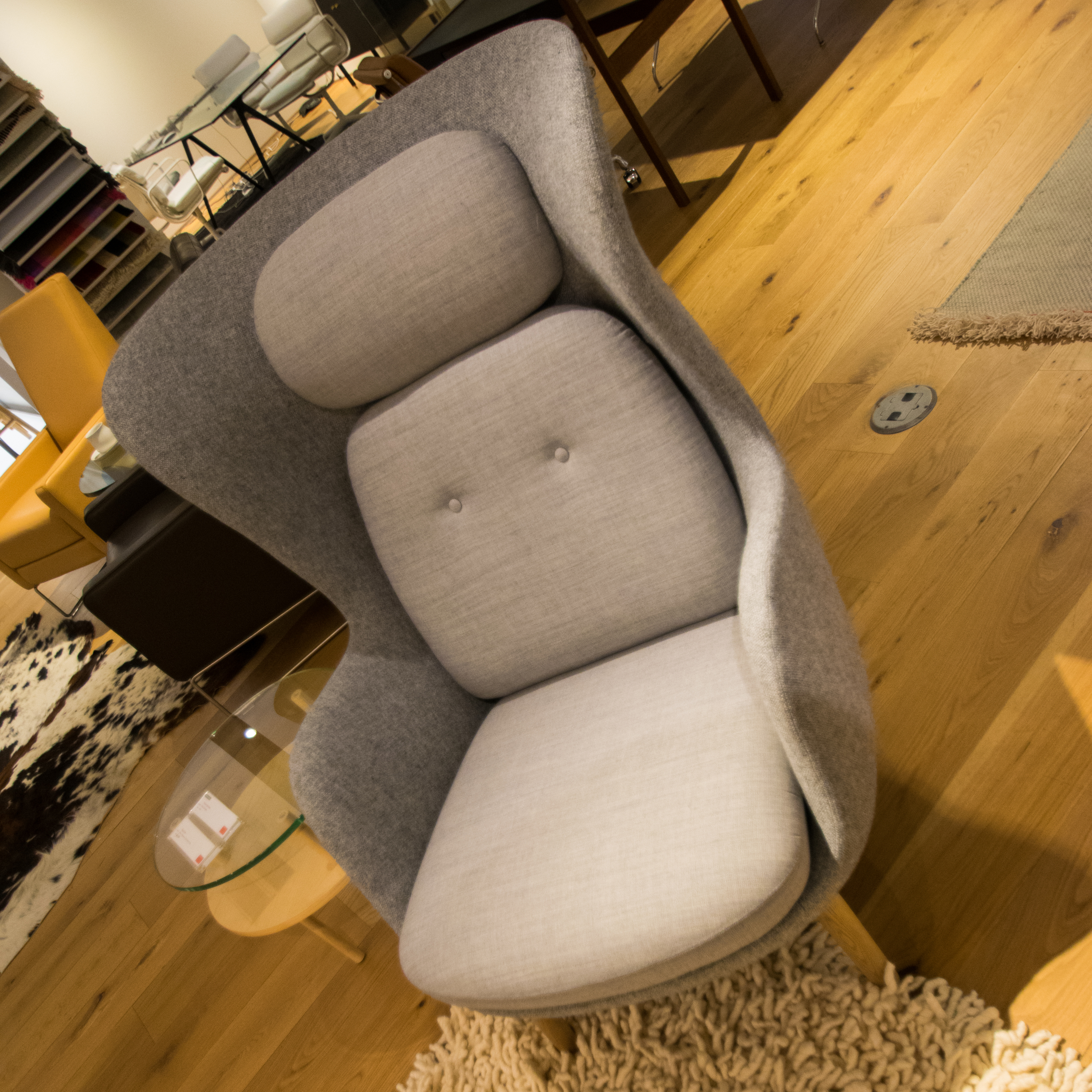 DWR Ro Lounge Chair