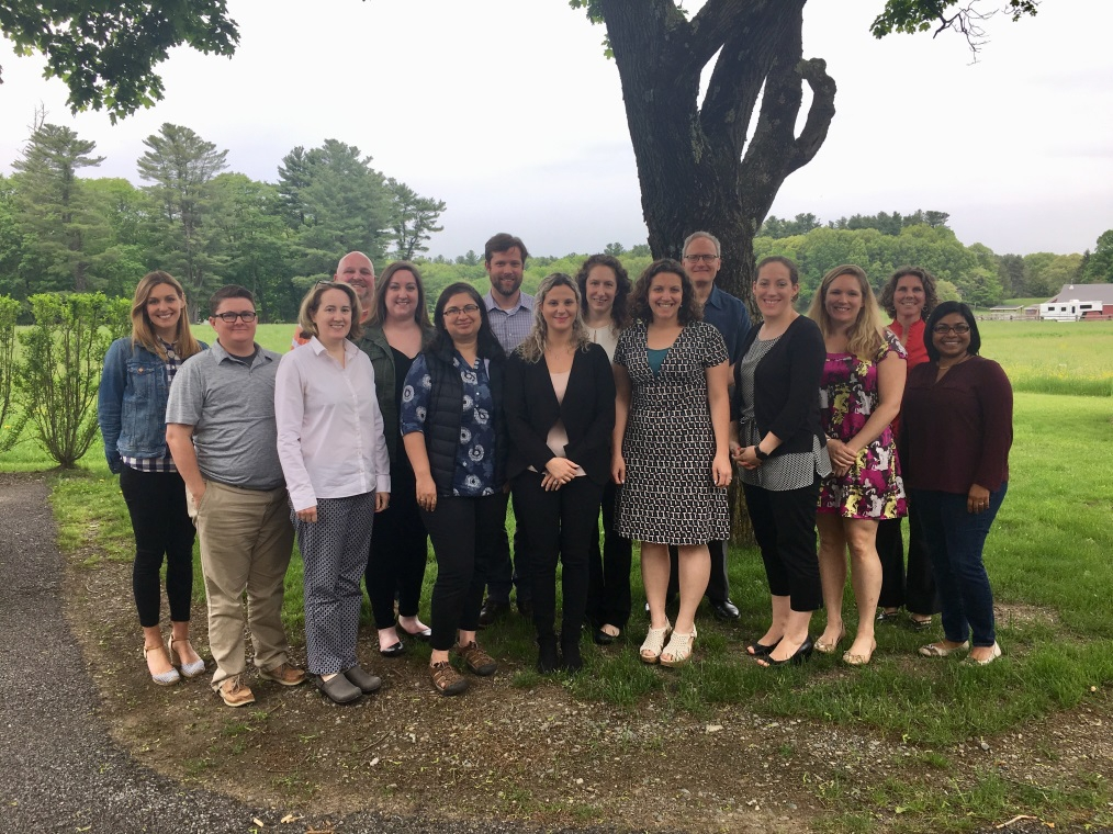 The first cohort for the Emerging Leaders Academy, sponsored by the Foundation for MetroWest!