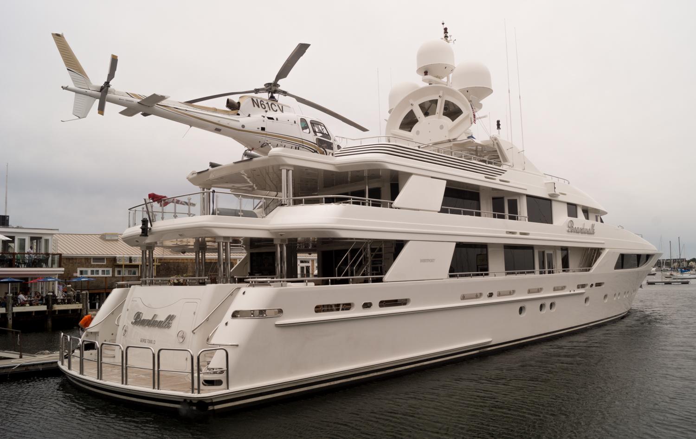 newport yacht