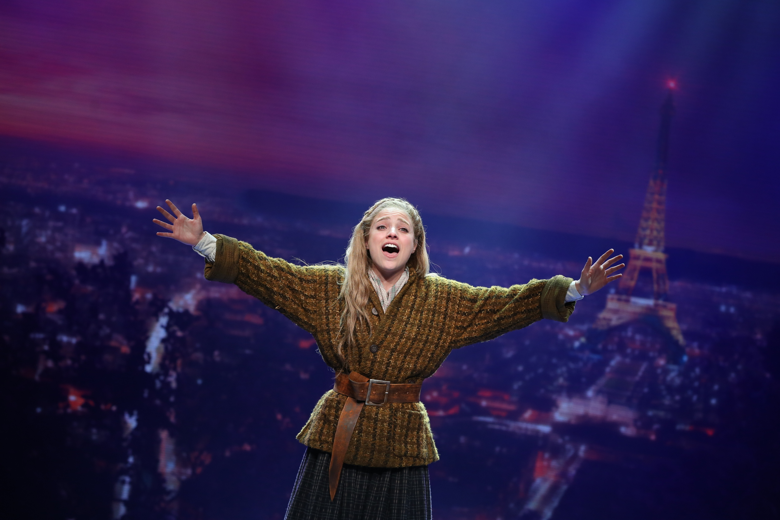 Photo by Joan Marcus Featuring Christy Altomare