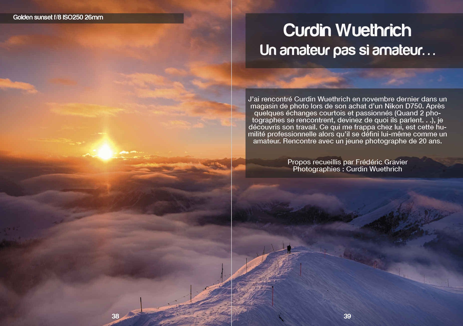 Swiss Photos Magazine