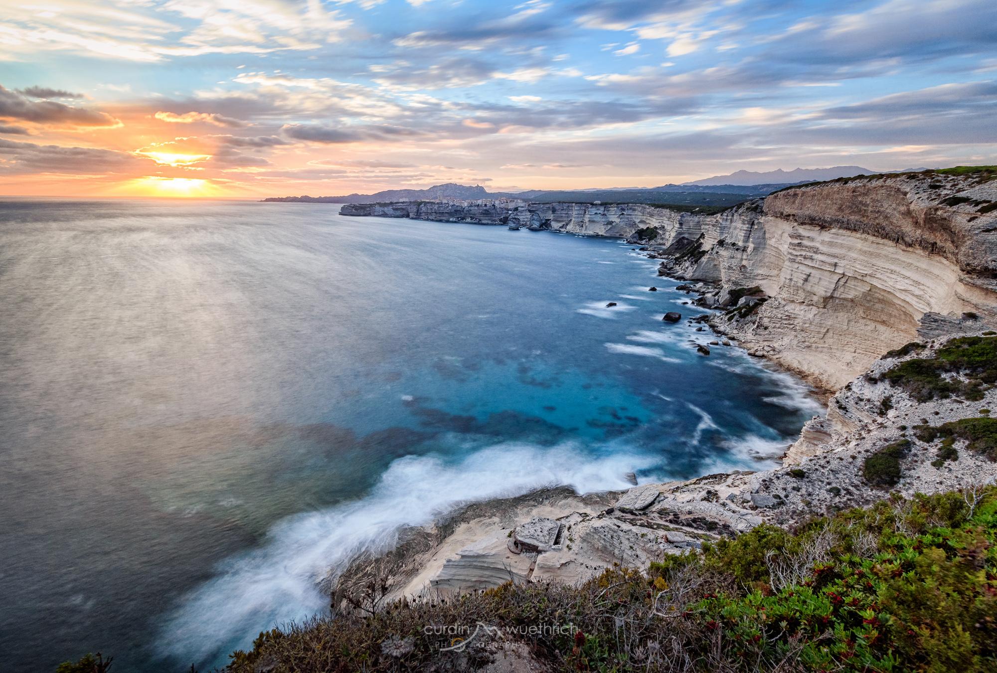 Bonifaccio cliffs