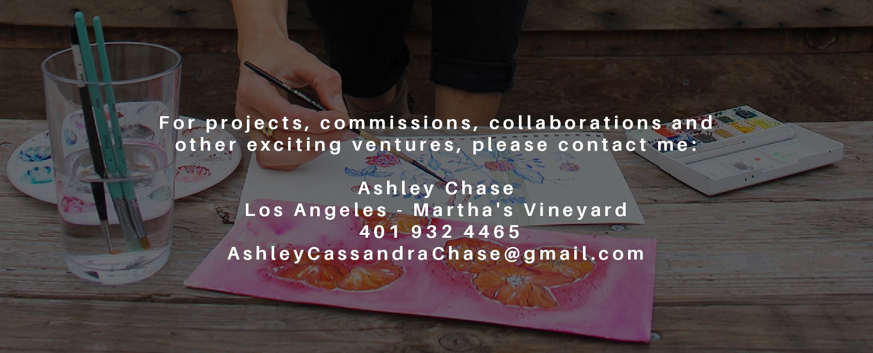 AshleyCassandra Contact