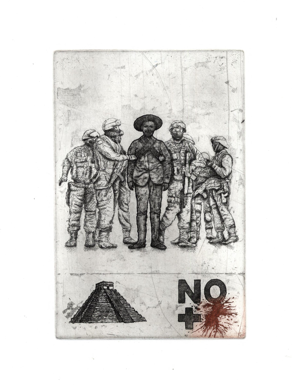 No Mas Sangre, Pancho Villa