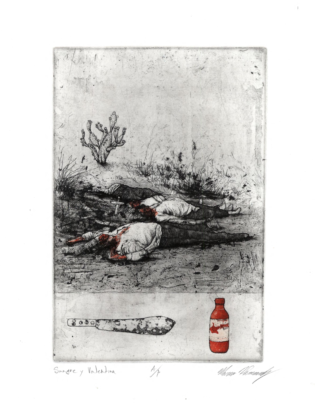 Sangre y Valentina