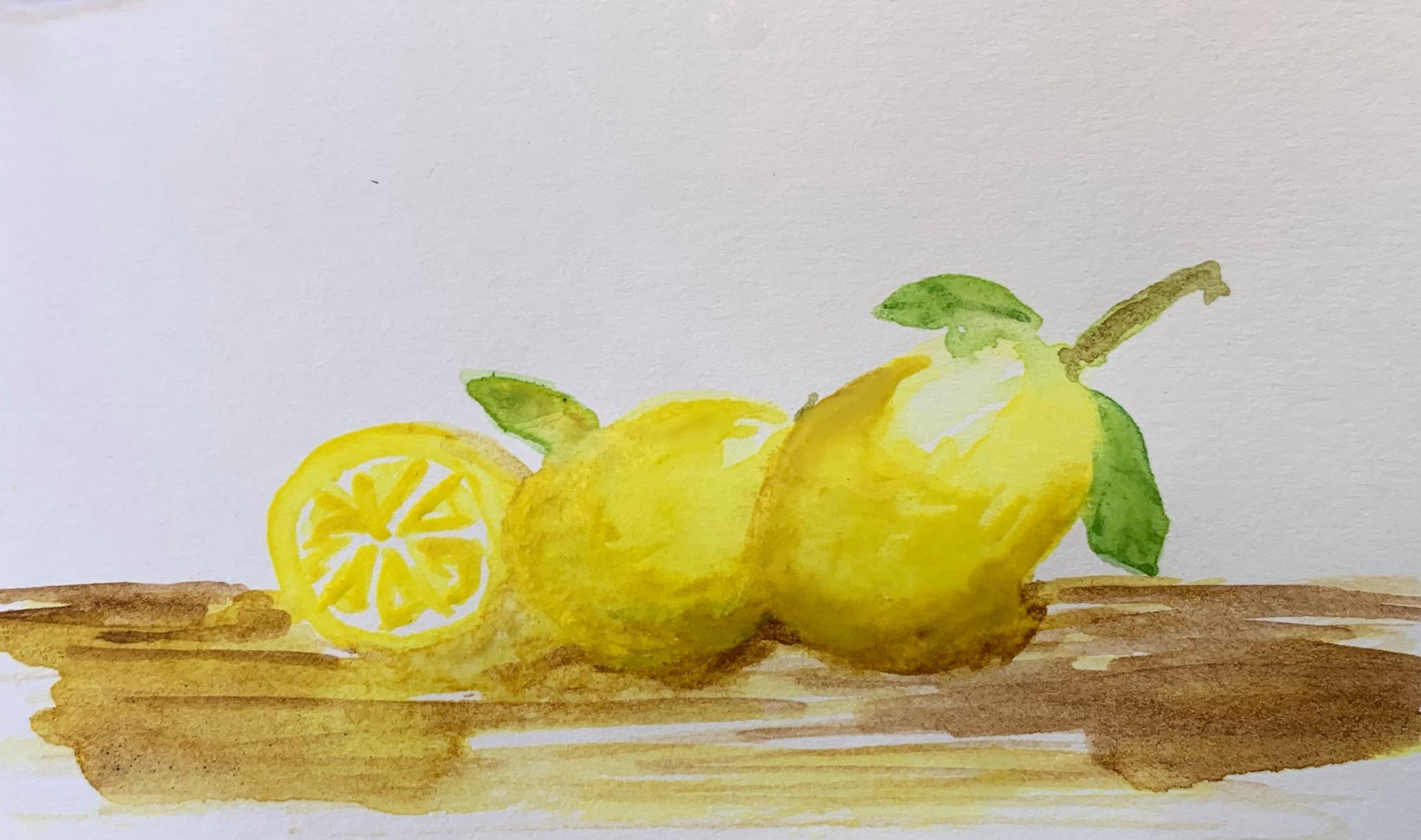 Vivian Wagner's  Lemons