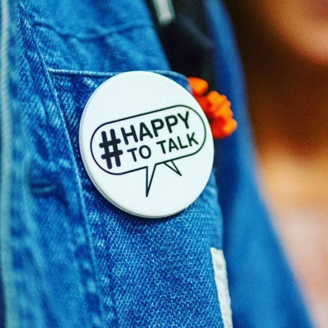 Hey running gang 🙋🏼‍♂️ this weekend I have launched a little side project, @imhappytotalk focused on encouraging people to be more open and chatty 🙃 ⠀⠀⠀⠀⠀⠀⠀⠀⠀ It would be great if you could spare a  second to follow the IG and check out the website in bio, and, if it sounds like your bag, order a badge and become part of the #happytotalk movement with proceeds going to support @runtalkrun 😊🥳 ⠀⠀⠀⠀⠀⠀⠀⠀⠀ Oh and of course share it with the world, so we can all be a little less grumpy 😝😄 ⠀⠀⠀⠀⠀⠀⠀⠀⠀ #talking #happytotalk #sharing #happy #getinvolved #instarunners #justrun #marathon #marathontraining #running #run #parkrun #5km #runners #race #summer #ukrunners #fitness #runchat #ukrunchat #worldrunners #instarun #instarunners #runnersofinsta #runnersofinstagram #trail #ultrarunning #ultramarathon