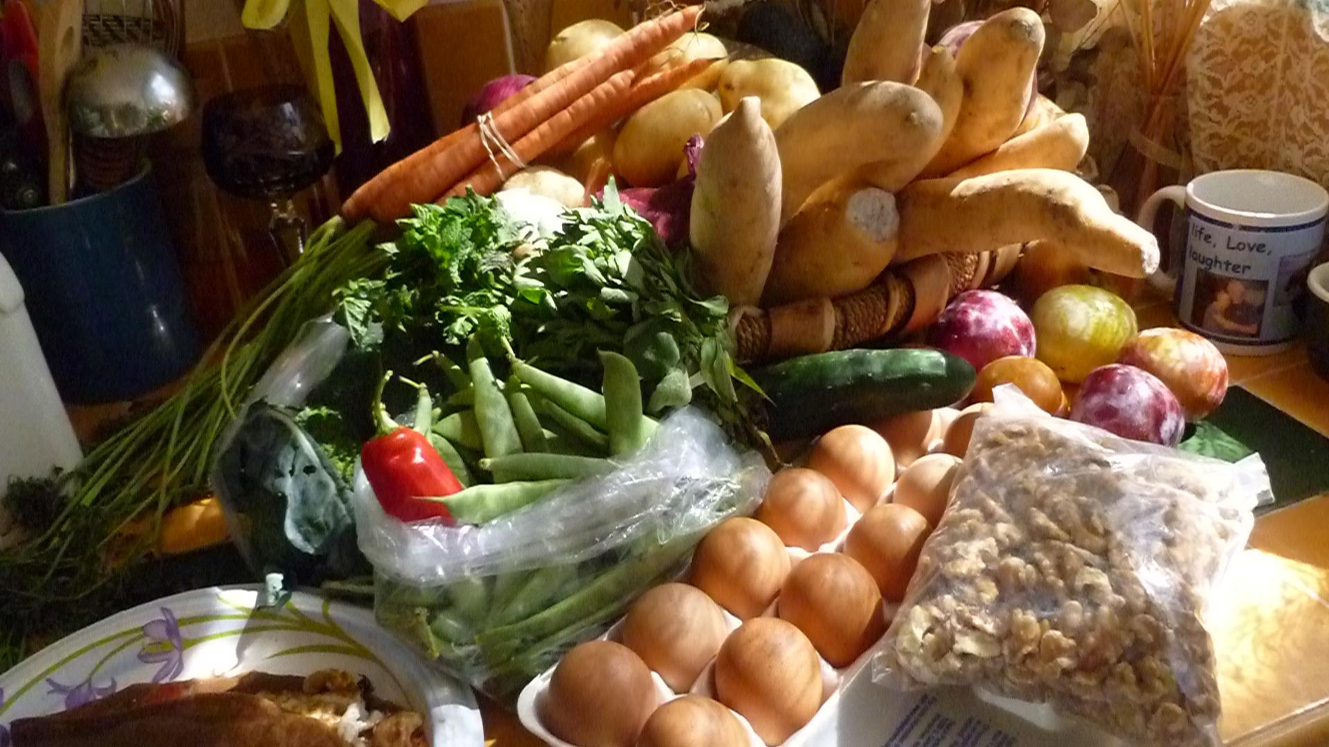 Encinitas Farmers Mkt Oct 9, 2011