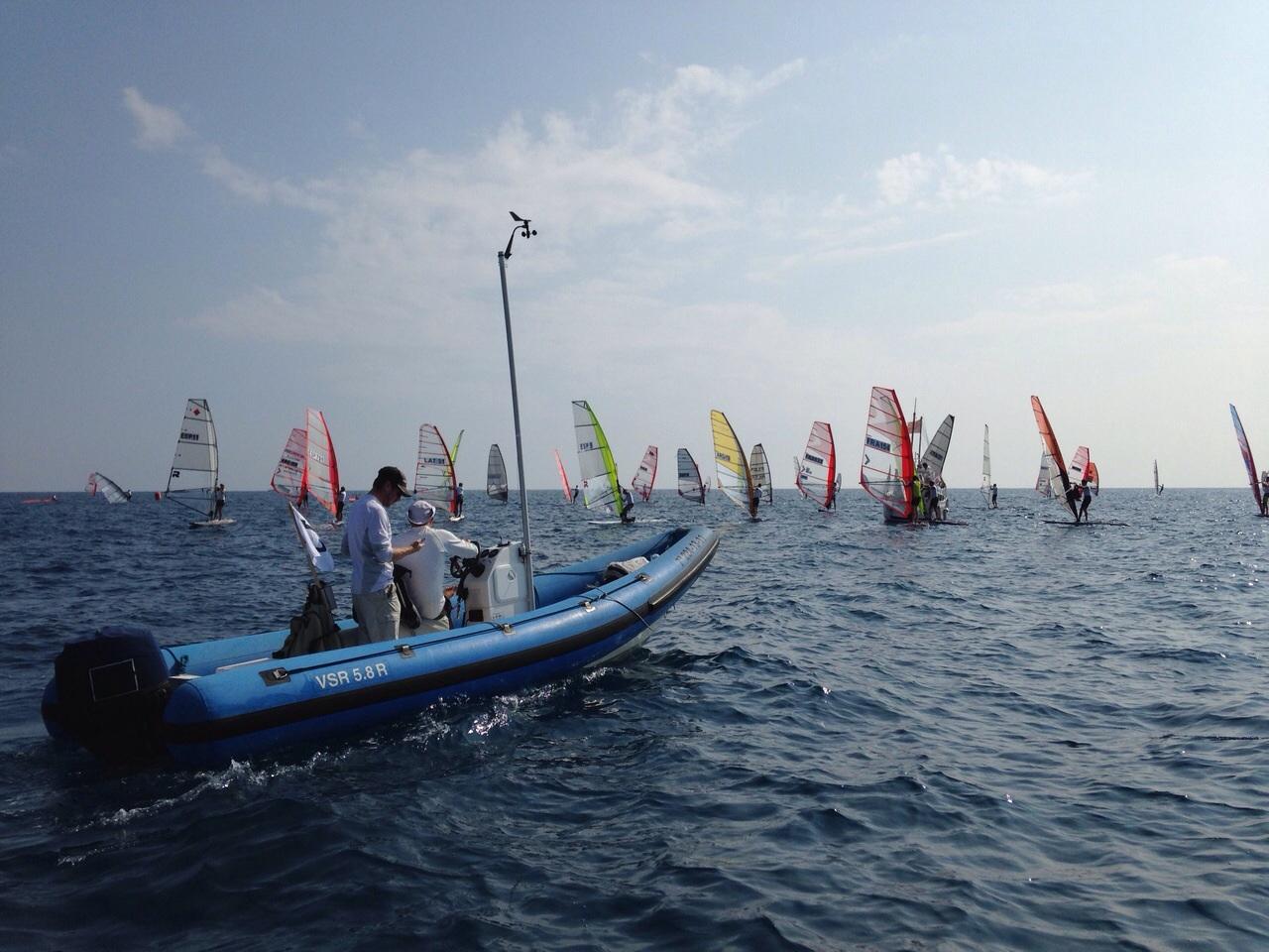 2014 world raceboard jury boat.JPG