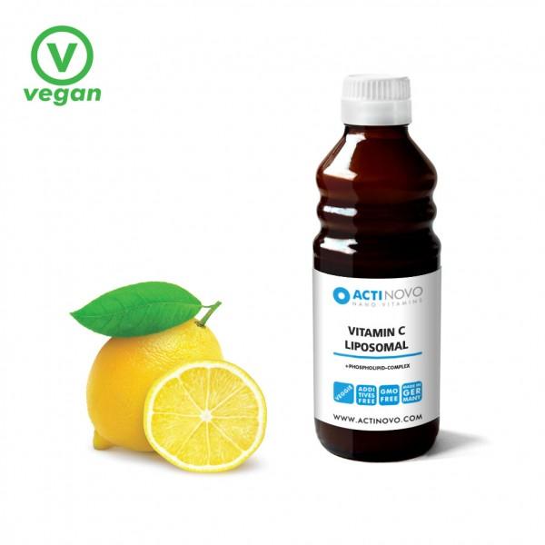 Liposomol Vitamin C - Lipsomol Vitamin C 100ml/250ml