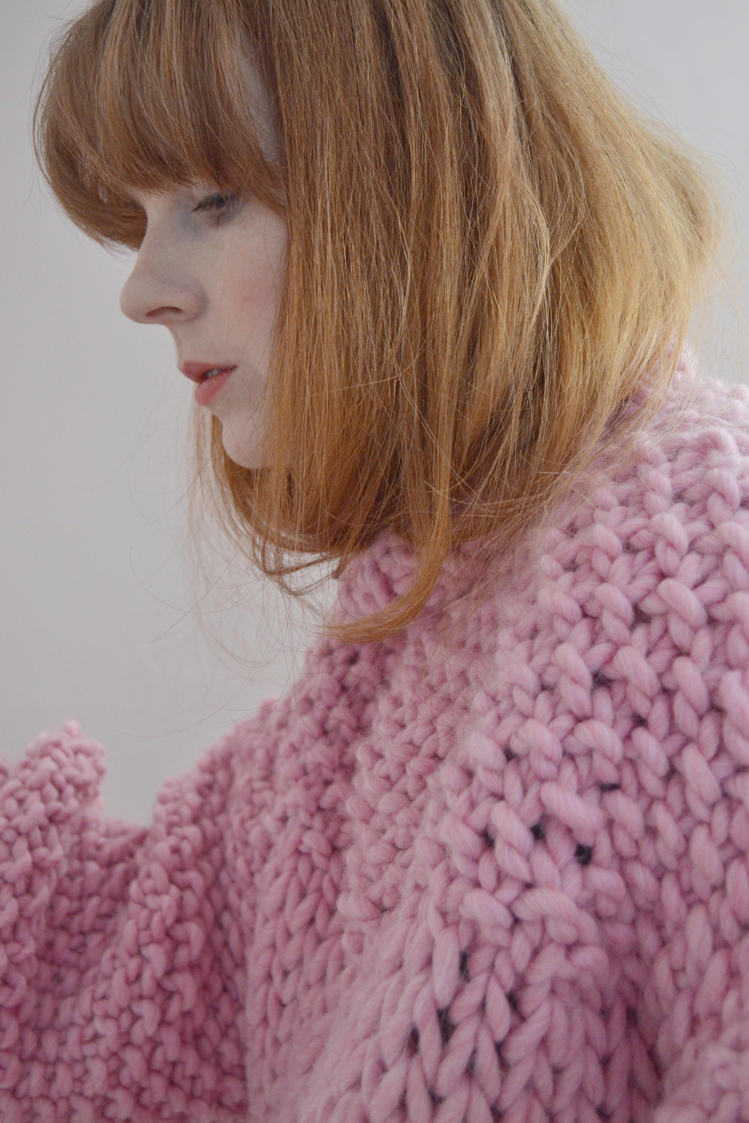 Honey Blossom Sweater