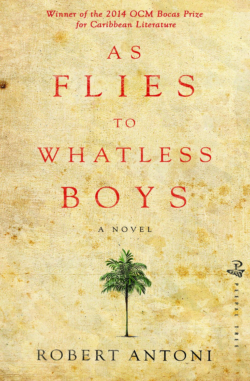 As Flies - Book Jacket.jpg