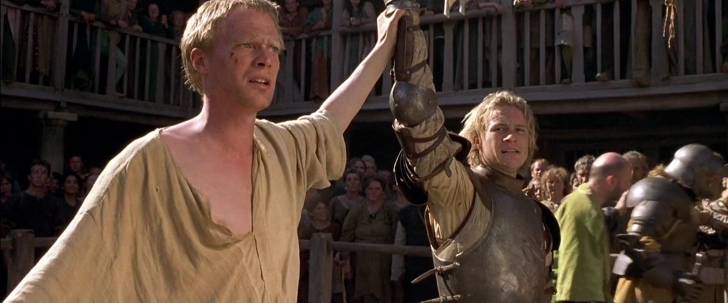 Image result for A Knight's Tale 2001