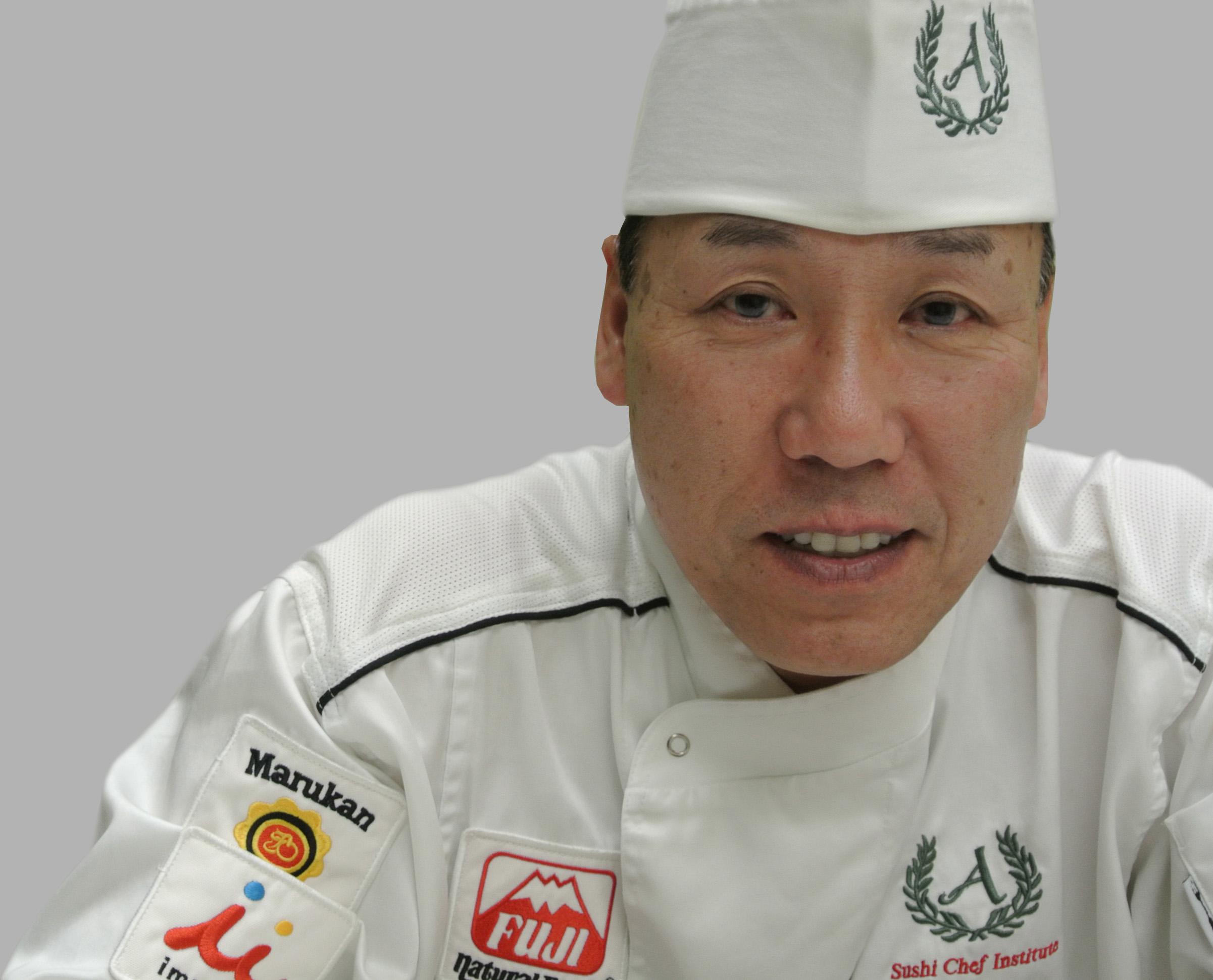 Chef Andy Matsuda