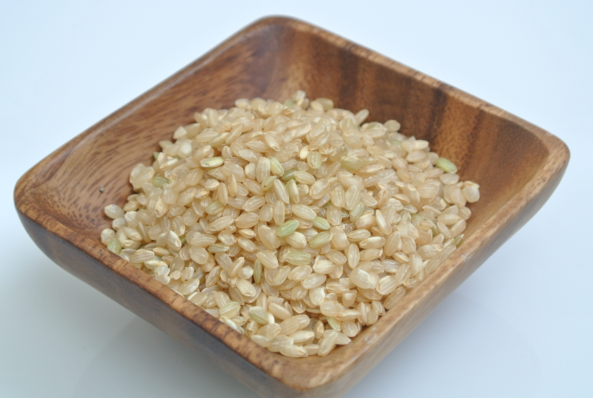 Brown Rice  is unmilled whole grain rice and is more   nutritious and flavorful than white rice.