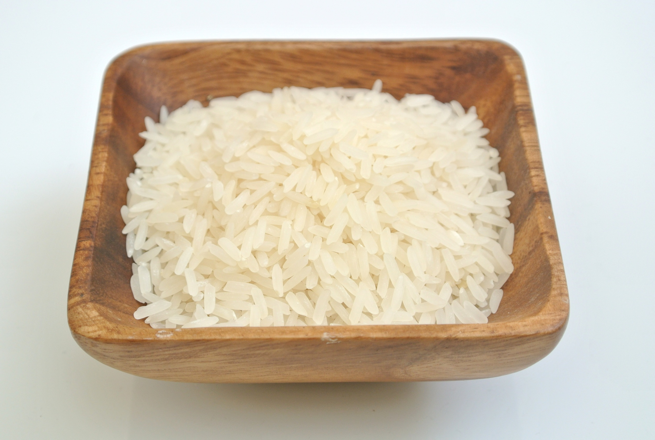 Long-Grain Rice :   Basmati, Jasmine, etc