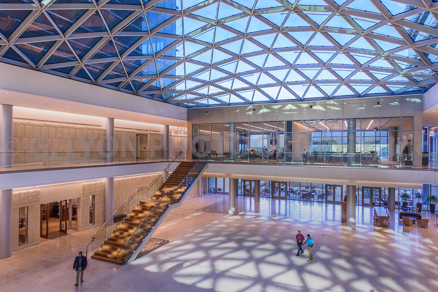 Architect: HOK General Contractor: Gilbane Building Company