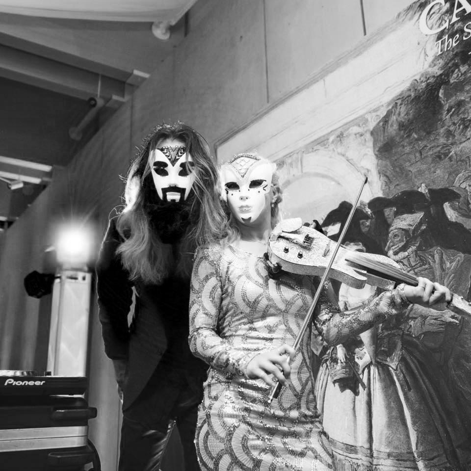 DJ VS VIOLIN - @THEDJVSVIOLIN